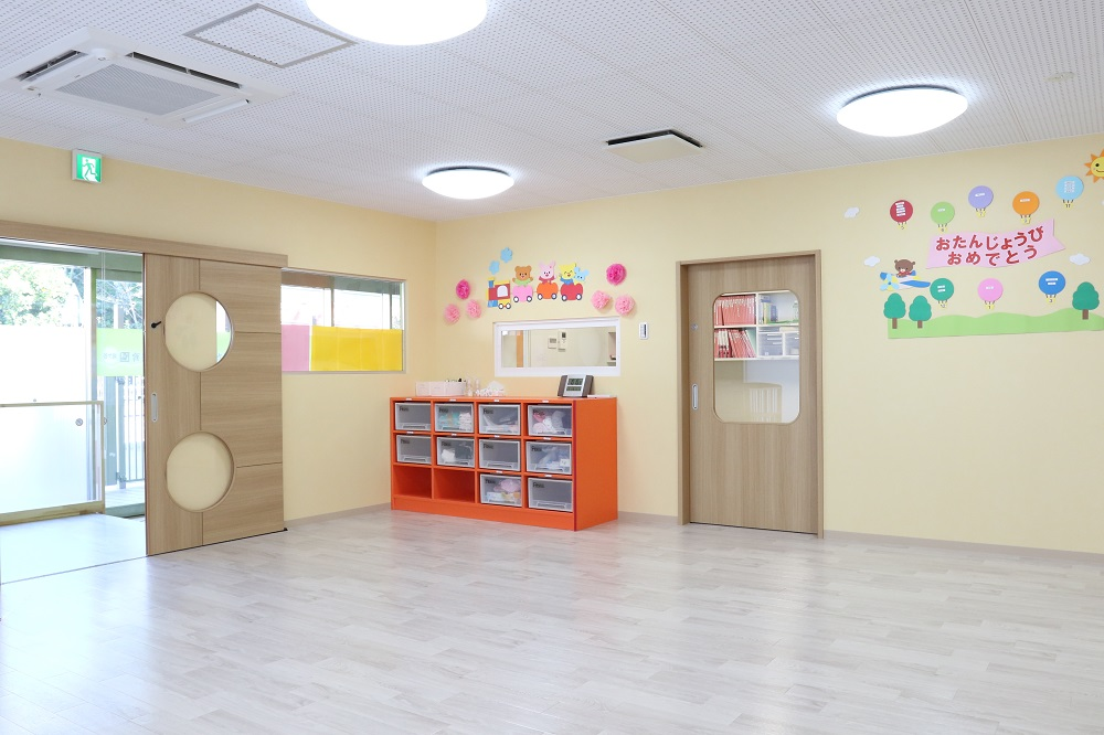 保育室(1歳児)